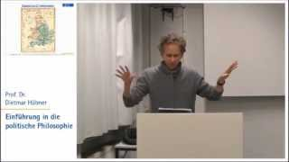 Politische Philosophie 6: Aufklärung 1   Hobbes, Locke, Rousseau