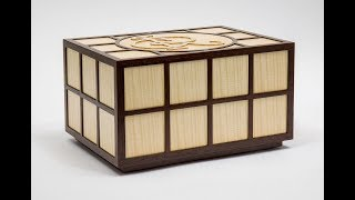 Spinning Puzzle Box