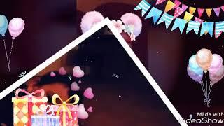 Happy birthday video for my baby nephew