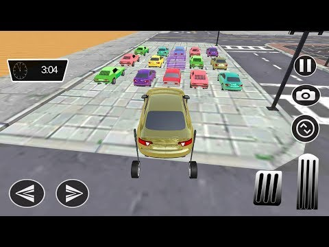 Smart Elevated Car Drive Parking Simulator (by Entertainment Riders) Android Gameplay [HD]
