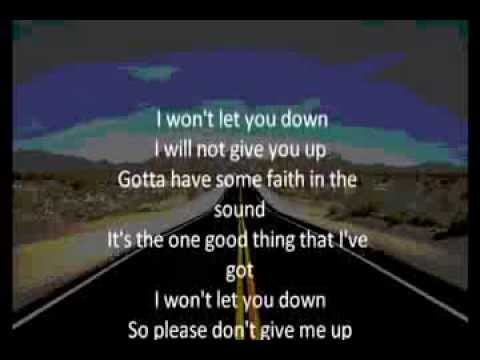 "George Michael - Freedom 90 - Scroll Lyrics ""22"""