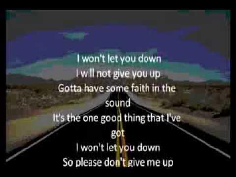 "George Michael - Freedom 90 - Scroll Lyrics ""22"""