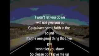 George Michael  Freedom 90  Scroll Lyrics 22