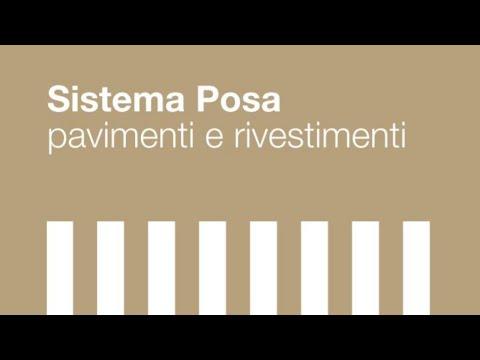 Preview video Sistema Posa Pavimenti e Rivestimenti FASSA BORTOLO