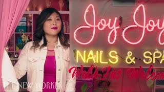 Short Film Wednesday - Joy Joy Nails