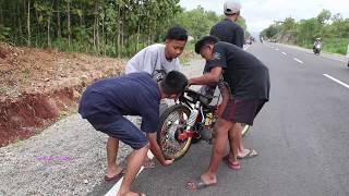 Joki PEMULA Latihan Jadi Pembalap Drag Bike Calon Generasi Papan Atas