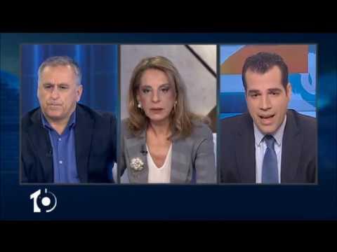 Ο Θάνος Πλεύρης στο «10» | 19/02/2020 | ΕΡΤ