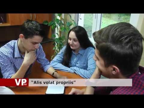 """""""Alis volat propriis"""""""