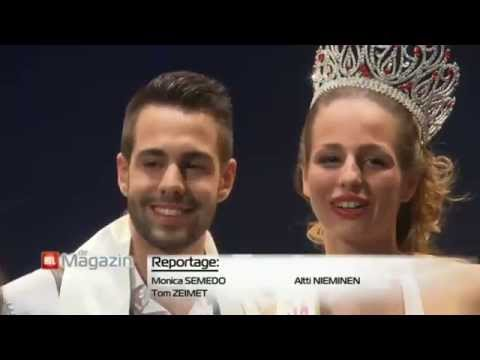 Coulisses Miss et Mister Luxembourg 2016