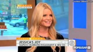 JessicaSimpsonReactstoNickLacheysEngagement