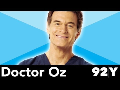 5 Biggest Life Adjustments To Live Longer - Dr. Oz - 92ndStreetY Mp3