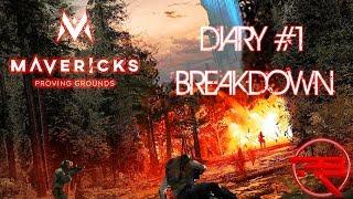 Diary #1 Breakdown: Mavericks Proving Grounds