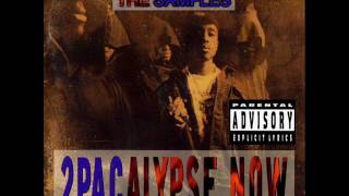 Tupac - Crooked Ass Nigga