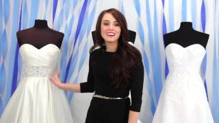 Wedding Dress Colors And Their Differences