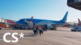 London Gatwick to Hurghada International, Egypt with TUI