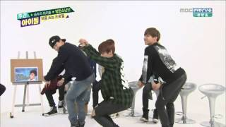 [140430] Jungkook+Jimin+JHope - Girl Group Dances (Cut)