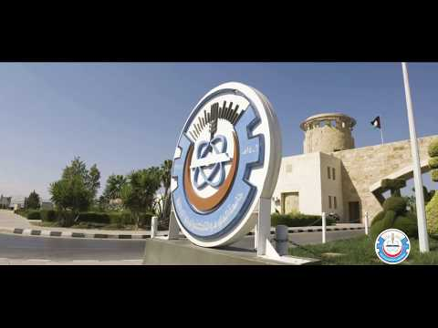 Jordan University of Science and Technology 2018..Documentary film Eng