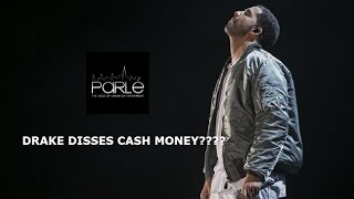 Drake Disses Cash Money??? Hear For Yourself From This 'Jungle Tour' Verse - Parlé Magazine