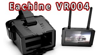Eachine VR004 FPV Goggle Review ????
