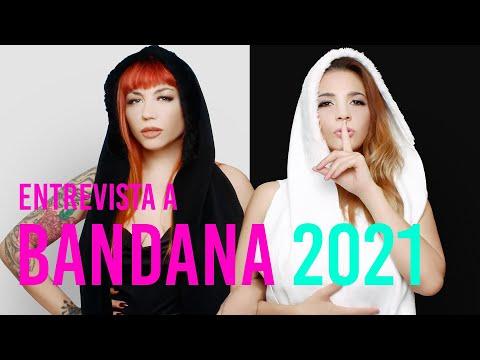 Bandana video Entrevista 2021 - Lissa Vera y todo sobre Bandana