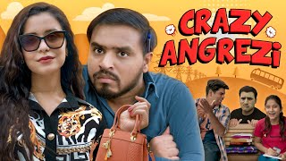 Crazy Angrezi - Amit Bhadana  IMAGES, GIF, ANIMATED GIF, WALLPAPER, STICKER FOR WHATSAPP & FACEBOOK