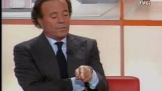 Julio Iglesias - Entrevista -  Tour 2003 - (Parte 1 de 5)