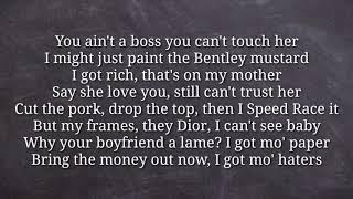 Rich The Kid   Mo Paper (HQ Lyrics) Ft. YG