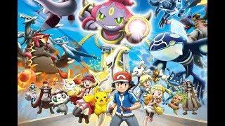 Hoopa  - (Pokémon) - AMV[ POKEMON ] Hoopa va cuộc chiến vs pokemon huyền thoại