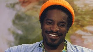 An interview with André 3000 Benjamin