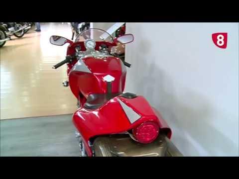 Museo de la Moto Histórica en Santa Marta de Tormes - Informe Salamanca