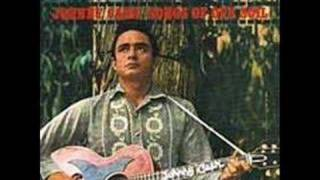 HANK AND JOE AND ME  by  JOHNNY  CASH