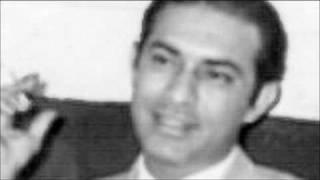 Chup Chap Akele Talat Mahmood - YouTube