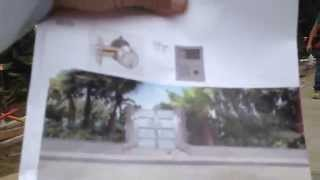 Stainless Steel Residential Gate - San Diego Video 1