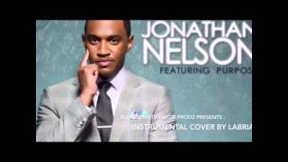 """Video thumbnail of """"Jonathan Nelson - Strong finish (cover/instrumental)"""""""