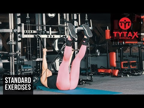 TYTAX® T3-X | Cable Lying Hip Adduction