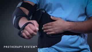 Video: Donjoy UltraSling Quadrant Shoulder Brace