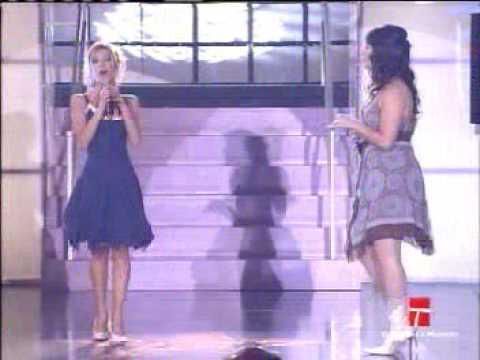 """Corina y Yohana """"Corazón congelado"""""""