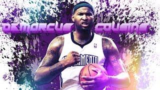 面惡心善的大男孩!DeMarcus Cousins - NBA球員小故事EP03