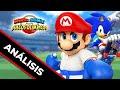 An lisis Mario amp Sonic Jjoo Tokyo 2020 Olimpiadas Nin