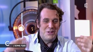 L'interview de Chilly Gonzales - C à vous - 06/04/2015