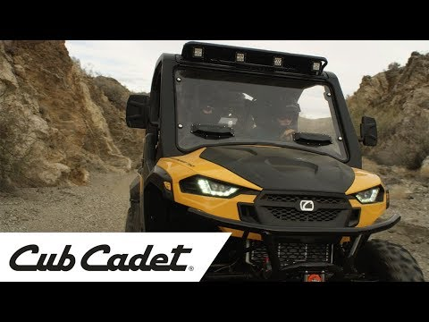 2020 Cub Cadet Challenger 400LX in Saint Johnsbury, Vermont - Video 1