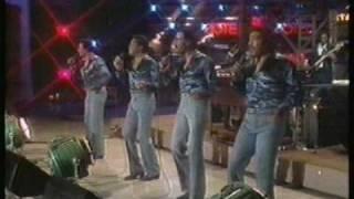 "The Four Tops - ""Medley"" - Live - 'Fridays', ABC TV (1981)"
