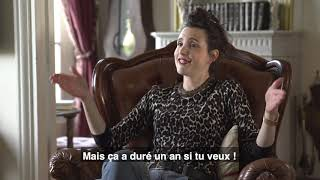 Ariane Dubois - testemunho
