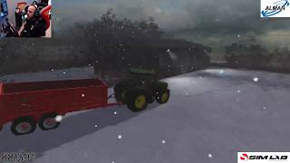 farming simulator 17 /Meadow Grove farm/ day 15 / seasons