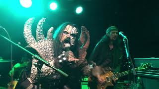 Bruce Kulick & Mr. Lordi plays Deuce (Kiss cover)