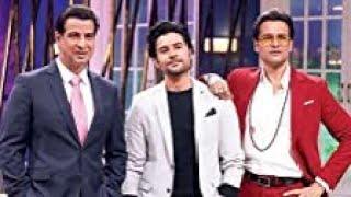 Juzz Baatt - Rohit Roy , Ronit Roy Hindi Zee Tv Serial Talk Show Rajeev Khandelwal | Ep - 1