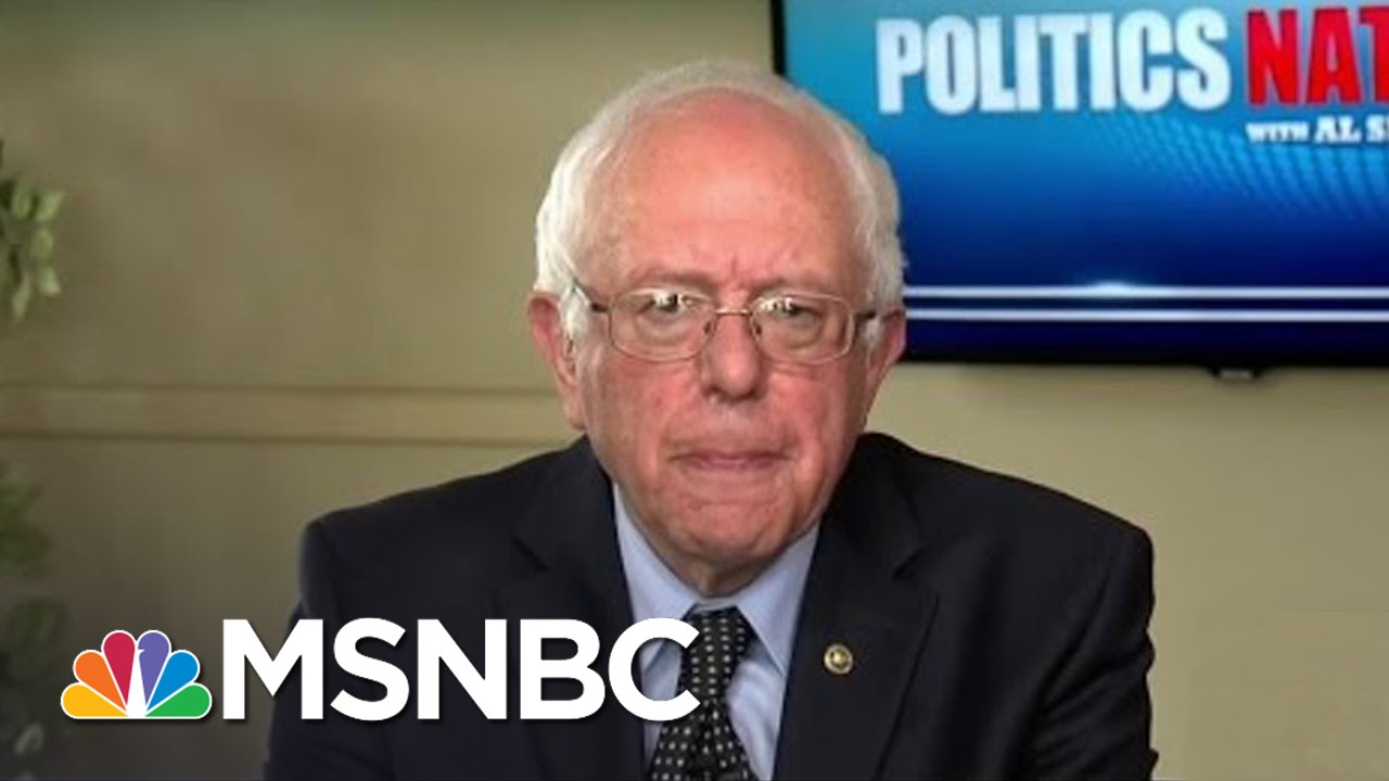 Bernie Sanders: Chicago Mayor On Wrong Side Of History | MSNBC thumbnail