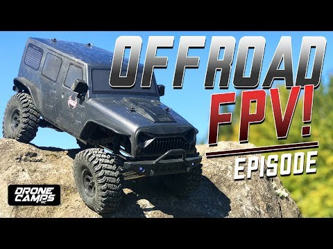 RGT RC EX86100 - OFFROAD 4X4 FPV! - Waterproof Jeep Episode & Full Review