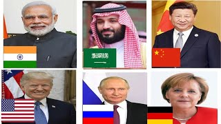 Top 10 Most Powerful World Leaders