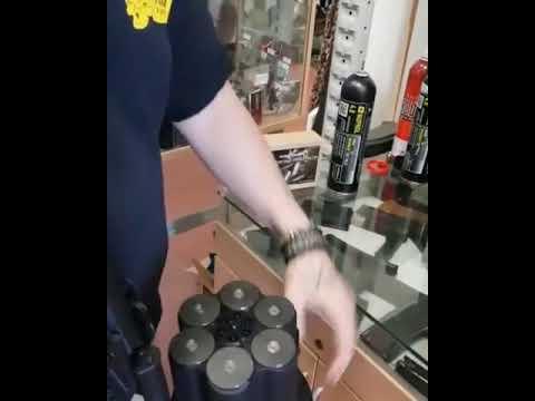 Il Multiple Grenade Launcher ICS
